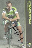 5927 CP Cyclisme  Matej Mugerli   Dédicacée - Cyclisme