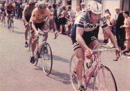 5980 Photo  Cyclisme  Guimard, Van Springel - Ciclismo