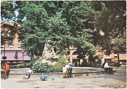 31. Gf. TOULOUSE. Square Wilson. Statue De Goudouli. 1879 - Toulouse