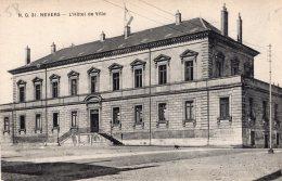 B33422 Nevers,  Hôtel De Ville - France