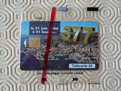 """Télécarte MONACO - Neuve Sous Blister 50 Unités - """"377 Téléphoner En Principauté"""" - Monaco"""