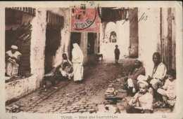 TUNIS - SOUK DES PANTOUFLES N°271 - Tunisie