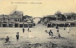 La Baule (Loire-Inférieure) - L'Entrée De La Plage - Edition Artaud-Nozais - La Baule-Escoublac