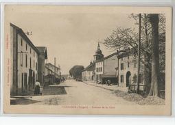 88 Vosges - Pouxeux Avenue De La Gare - Pouxeux Eloyes