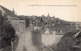 B34195 Joigny, Vue - France