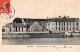 B34196 Joigny,  Hôpital - France