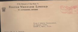 3123   Carta  Catharines , Ontario 1956,