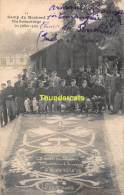 CPA 37 CAMP DU RUCHARD FETE NATIONALE BELGE 1916 - France