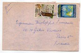 Colombie ---lettre De Manizales  Pour Paris (France) --- Timbres Sur Lettre-- - Colombie