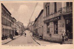 V7397 Cpa 57 Algrange - Rue Maréchal Foch - Frankreich