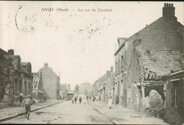 Iwuy - La Rue De Cambrai - Frankreich