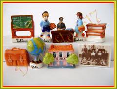 Ecole D'antan ...Série Complète...Ref AFF : 129-2009 ..( Pan 0019 ) - History