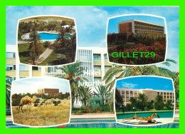 SOUSSE, TUNISIE - HÔTEL JUGURTHA - 5 MULTIVUES - ÉCRITE - H. ISMAIL - - Tunisie