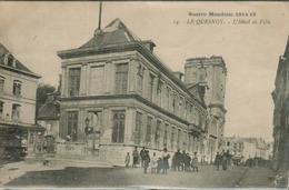 Le Quesnoy - L' Hôtel De Ville - Le Quesnoy