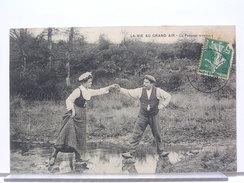 LA VIE AU GRAND AIR - LE PASSAGE DIFFICILE - Agriculture