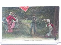 LA VIE EN PLEIN AIR - COLIN MAILLARD - 1909 - Scènes & Paysages