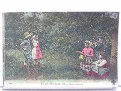 LA VIE EN PLEIN AIR - DANSE ENFANTINE - Scènes & Paysages