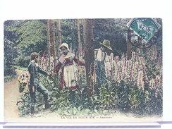 LA VIE EN PLEIN AIR - AMATEURS - 1907 - Scènes & Paysages