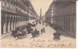 Dep  75 - Paris - La Rue Castiglione    - Carte Précurseur - Carte à 0.90 Euro  : Achat Immédiat - Autres