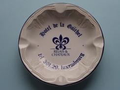 Hotel De La GAÏCHEL Tel 391.29 Luxembourg ( Relais & Chateaux ) Villeroy & Boch / Anno 19?? ( Zie Foto Voor Details ) ! - Porcellana