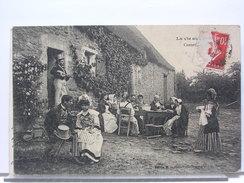 LA VIE AUX CHAMPS - CONSEILS D'EPOUX - 1909 - Agriculture