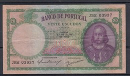 0301 BILLETE PORTUGAL - Portugal