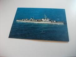 NAVE SHIP SCHIFF BATEAU GUERRA CACCIATORPEDINIERE SAN GIORGIO D 562 - Guerra