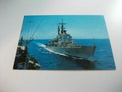 NAVE SHIP SCHIFF BATEAU GUERRA INCROCIATORE LANCIAMISSILI A. DORIA 553 - Guerra