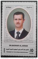 Syria 2009 MNH - Dr Bashar Al Assad President Of Syria - Syria