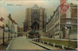 Mons - Waudru - L' Eglise - Mons
