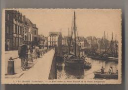 LE CROISIC (44 - Loire Atlantique) -  Le Port - Animée - Le Croisic