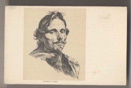 PHILIPPE Le ROY - Gravure - Anton Van Dyck - Historical Famous People