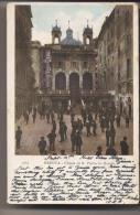 GÊNES Genova - Chiesa Di S. Pietro In Banchi -  Colorisée - Animée - Genova (Genoa)