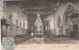 28 - LA LOUPE - Intérieur De L' Eglise - La Loupe