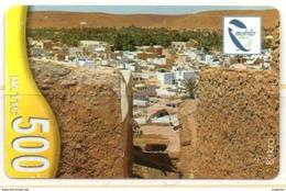 Phonecard Télécarte Algérie Argelia Algeria - Biskra - Telefonkarte - Tarjeta Telefonica - Carta Telefonica - Algérie
