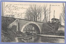 Jussy - Le Pont Du Chemin De Fer Du Nord - France