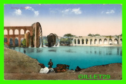 HAMA, SYRIE  - SARRAFIAN BROS - - Syrie