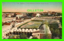 DAMAS, SYRIE  - VUE GÉNÉRALE, CENTRE DE LA VILLE - LÉVY ET NEURDEIN RÉUNIS - CIRCULÉE EN 1929 - - Syrie