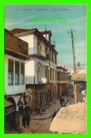DAMAS, SYRIE  - DAMASCUS, PALACE HÔTEL - ANIMÉE - EDITION SOUBHI S. ET MUNIR AITA - - Syrie
