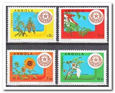 Angola 1980, Postfris MNH, Plants, Agriculture - Angola