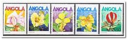 Angola 1985, Postfris MNH, Flowers - Angola