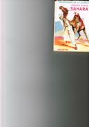 Joseph Peyré - Sahara  - Hachette  - Illustrations De Paul Durand - Bücher, Zeitschriften, Comics