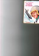 Colonel Rozanoff  Pilote D'essai  Hachette  - Illustrations De Jean Reschofsky - Bücher, Zeitschriften, Comics