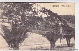 Laigueglia_Villa Chiappa-Vg -1918 Originale D´epoca 100% - Altre Città