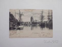 Dordrecht. - Kalkhaven. (8 - 10 - 1902) - Dordrecht