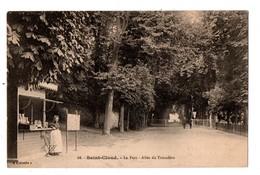 92 - SAINT-CLOUD . Le Parc . Allée Du Trocadéro - Réf. N°675 - - Saint Cloud