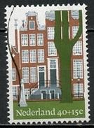 Pays Bas - Netherlands - Niederlande 1975 Y&T N°1019 - Michel N°1049 (o) - 40c+15c Béquinage D'Amsterdam - Period 1949-1980 (Juliana)