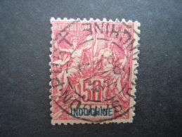 1892 50c . Fine Cds Used. Yv 13