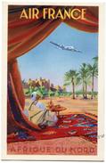 CARTE AIR FRANCE NEUVE - Algeria (1924-1962)