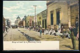 Mexique ---   Busy Street In A Mexican Town - México